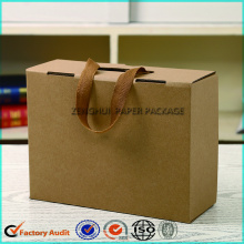 Custom Folding Pappersskor Box Wholesale