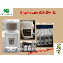 Herbicide Glyphosate 41% IPA SL, Glyphosate Sel d'IPA, glyphosate 360 sl / Roundup ammonium salt