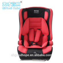 Hot sale low price baby car seat suitable for 9 months -12 years old