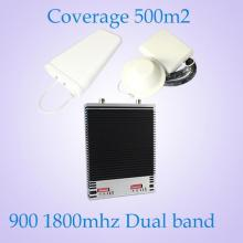 Dual Bands GSM900 Dcs 1800MHz 2g / 3G / 4G Signal Booster / Repeater