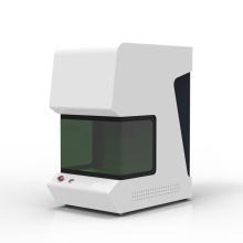 Machine de gravure laser Samll pour le métal