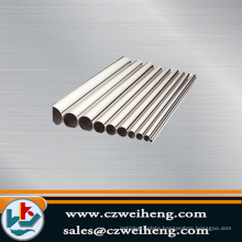 En39 ERW Hot Dipped Galvanized Steel