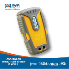 gps tracking security guards,handheld gps device with gprs, oil pipeline guard tour system