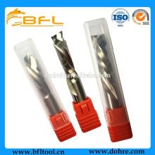 BFL CNC-Werkzeuge Hartmetall-2-Schaft-Kompression Schaftfräser-Schneidwerkzeuge