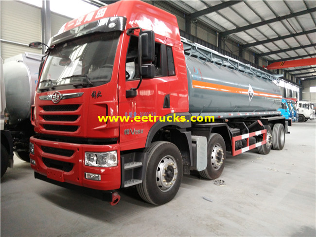 20T Dilute Sulphuric Acid Tank Trailers