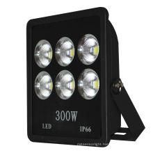 300w full wattage high lumen CE ROHS certified waterproof IP65 led flood light