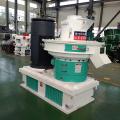 132kw biomass pellet mill