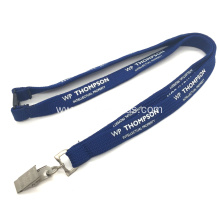 Cheap Price Mobile Phone Polyester Lanyards