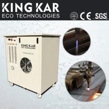 Máquina cortadora rebobinadora cortadora y rebobinadora de generador de hidrógeno Hho