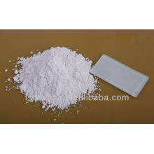 substitute for titanium dioxide back coat for crystal mosaic manufacture
