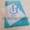 Polycarbonate Crystal Hollow Sheet, Polycarbonate Sun Panel