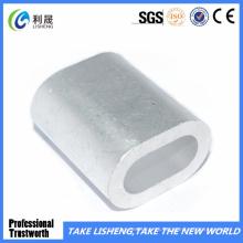 Nueva manga oval de aluminio DIN3093