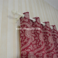 Classical Jacquard Yarn Dyed Curtain Fabric