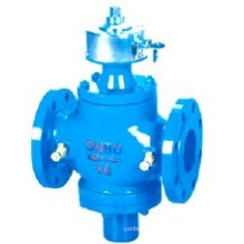 Epoxy Coating Ductile Iron Balance Valve (ZL47)