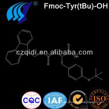 Melhor comprar BioPharm Arginina Fmoc-Tyr (tBu) -OH Cas No.71989-38-3
