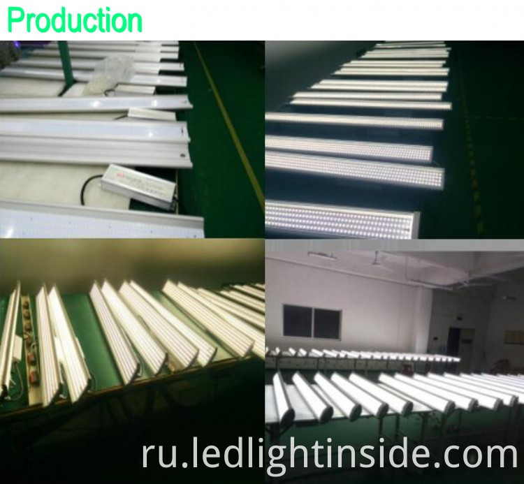 Linear LED Bay Light production