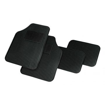 Materiales no tóxicos Floor Protection Negro PVC Car Mat