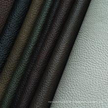 Fashion Design Semi-PU Furniture Leather 7933