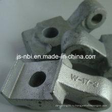 Серая / серая железная отливка из песчаника с оцинкованным покрытием