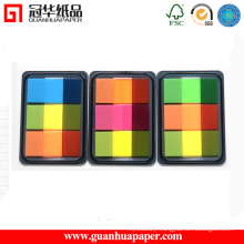 Sticky Notes in Eco Box Recycled Sticky Note Pad