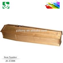 Professional decoration interior for coffin pine