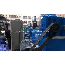 PEAD tubo anel quente corte plástico reciclagem granulador máquina de água