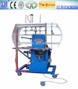 manual plastic strapping machine/corrugated box machinery CE & ISO9001