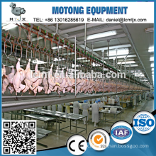 Chicken slaughtering production Line for poultry farm