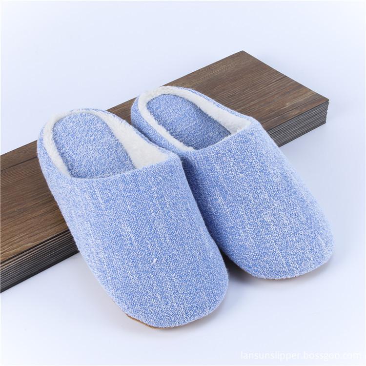 Household Anti-slip Indoor Home Slippers