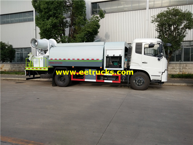 Dust Control Sprayer Truck