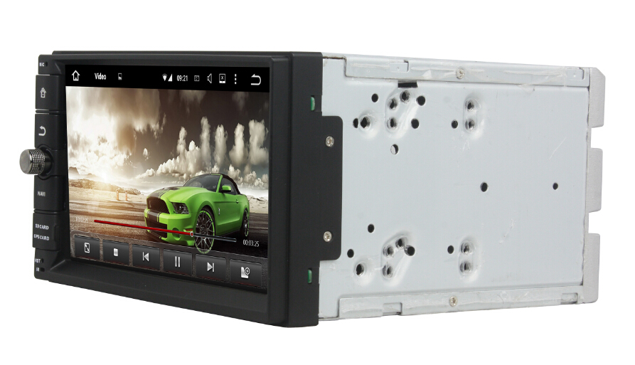 7 Inch Universal Car Audio Player