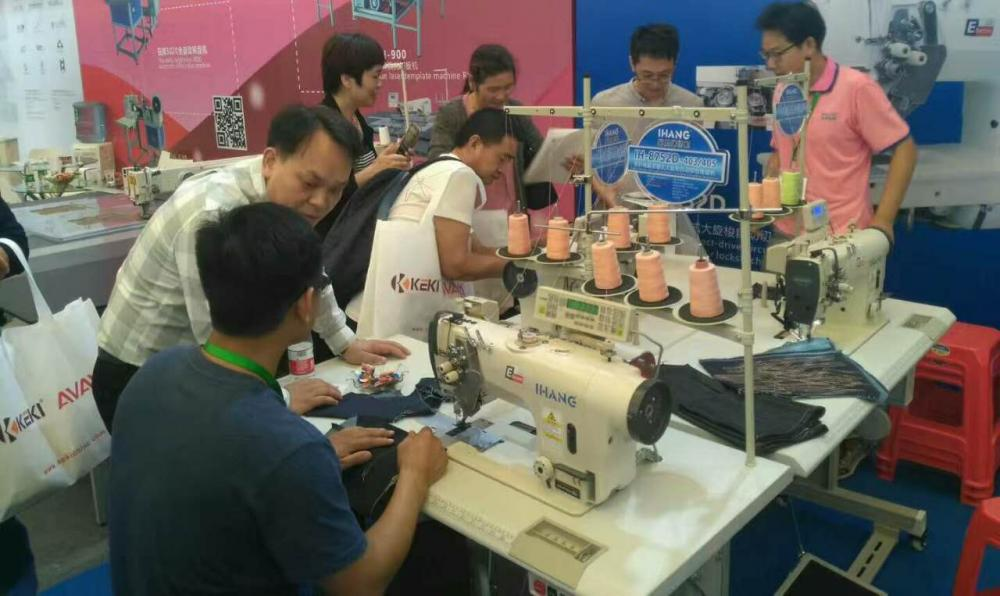 Waistbanding Sewing Machine