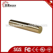 Gold Plated Steel Parts CNC Lathe Turning Parts CNC Steel Parts