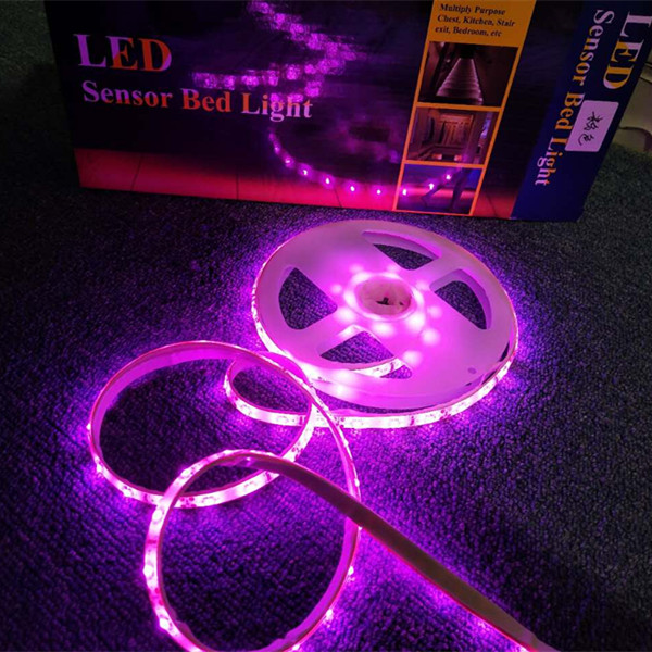Sensor Bed Light untuk Double Bed