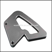 custom CNC machining bending titanium components/parts , Titanium parts cnc machining service Manufacturer