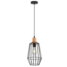Luminaire décoratif d'intérieur, suspension en fer