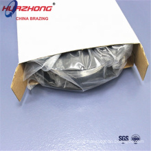 Welding material Low temperature copper-aluminum flux cored welding wire