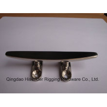 Low Silhouette Cleat, Rigging Hardware, Marine Hardware, Stainless Steel,