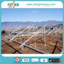 Panneau solaire, système de support solaire au sol