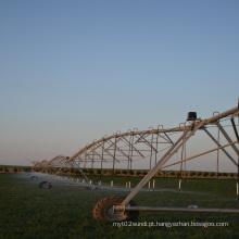 sistema de irrigação de pivô central de irrigação agrícola