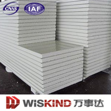 50mm Roof Panel with EPS/PU/Rock Wool Core Materials