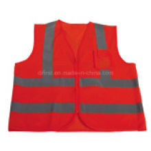 Wholesale High Visibility Reflective Vest Safety Vest Meet CE En471 Class 2