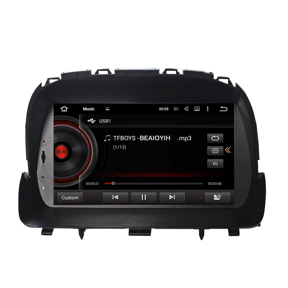 Car DVD player for Buick Encore