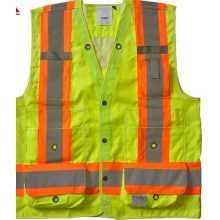 cvc fire vestreflective safety vest
