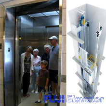FUJI Low Cost Passenger Lift for Small Homes Without Machine Room