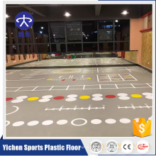 Sports Center SBR Rubber Floor Rubber Tile