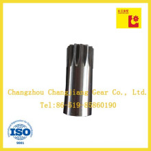 DIN ANSI Standard Input Spur Gear Shaft