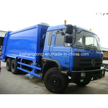 Dongfeng Chassis 18cbm Compactor Garbage Truck