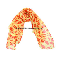 Forme a mujeres el abrigo ligero del mantón de la bufanda