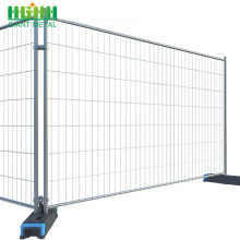 Free+Sample+PVC%2FPlastic+Feet+Removable+Temporary+Fence